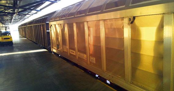 CAPPELEN | logistics Rail Transport Solutions
