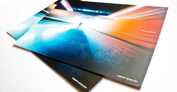 CAPPELEN | logistics Folder Titlepage