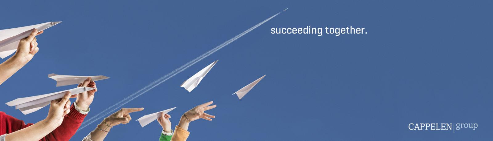succeeding together.