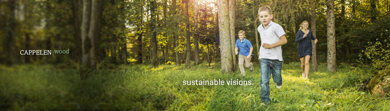 sustainable visions.